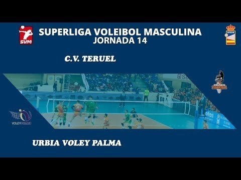 C.V. Teruel - Urbia Voley Palma (full match)