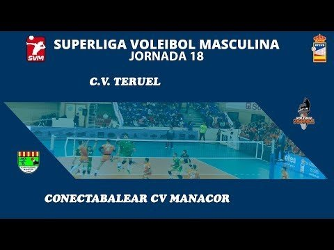 C.V. Teruel - C.V. Manacor (full match)