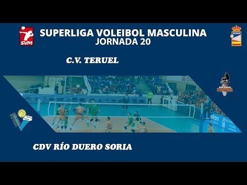 C.V. Teruel - Río Duero Soria (full match)