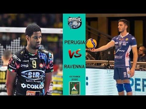Sir Safety Conad Perugia - Porto Robur Costa (highlights)