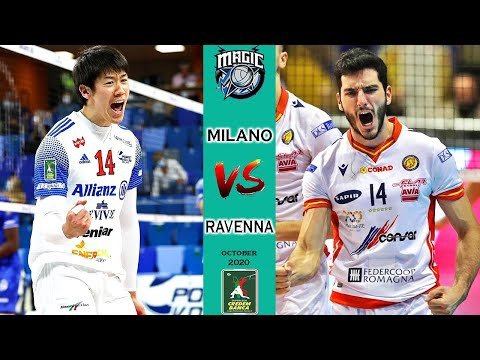 Allianz Milano - Porto Robur Costa 2030 (highlights)