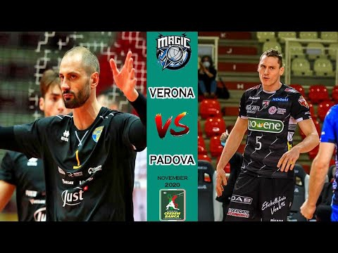 NBV Verona - Kioene Padova (highlights)