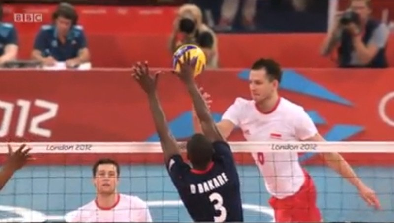 Volleyball in The Olympics 2012