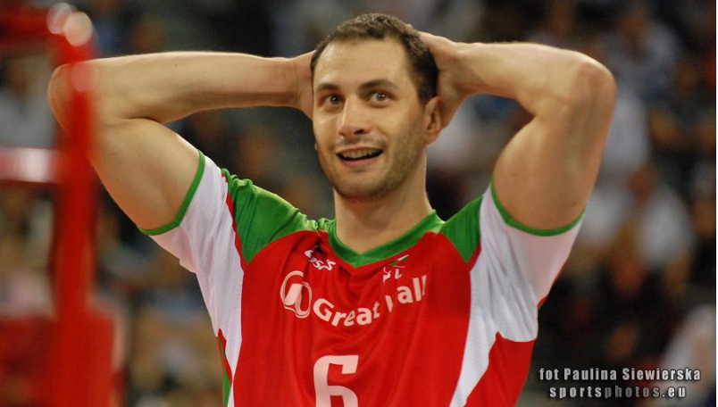 Matey Kaziyski leaving national team!