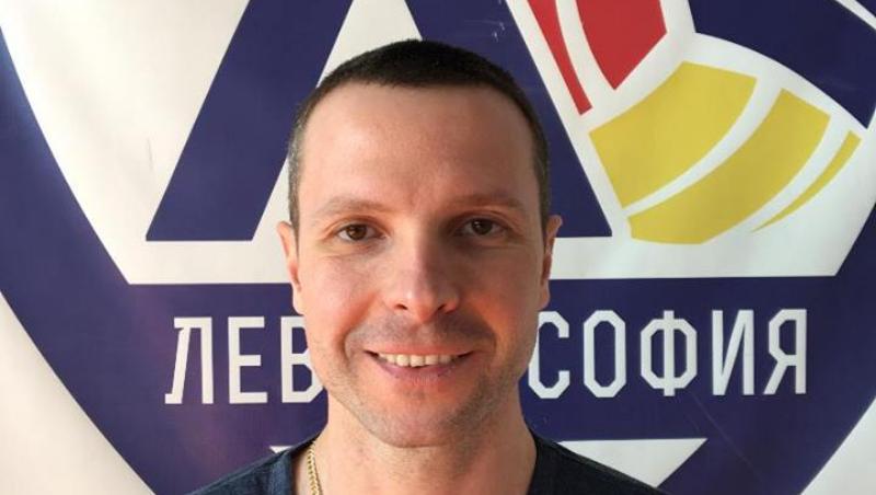 """Andrei Zhekov returns to """"Levski Sofia"""""""