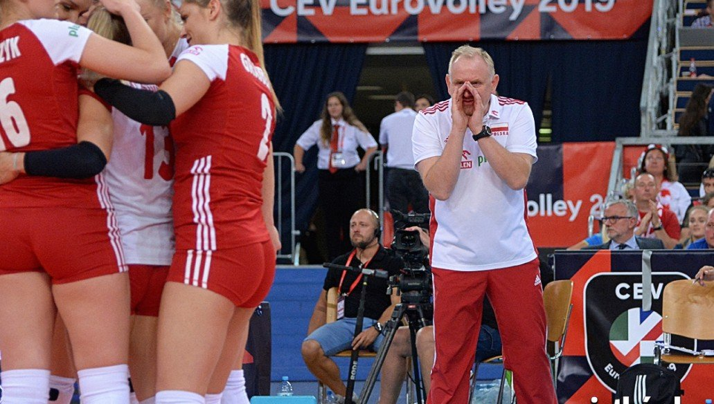 Rebellion in the Polish volleyball team