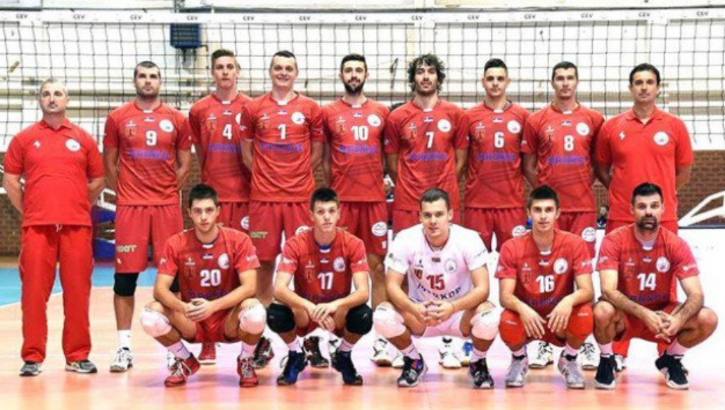 BVA CUP M: Serbian team Mladi Radnik withdraws from tournament for political reasons