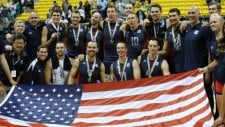 Usa won ticket to London 2012