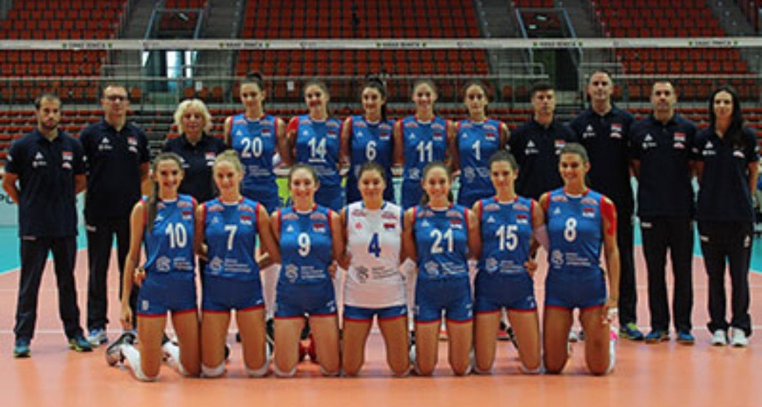 Serbia is the maximum against Poland for the semifinals of the European Championship U 19