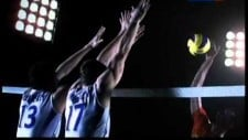 The FIVB commercial