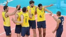 Brazil team for World League 2014
