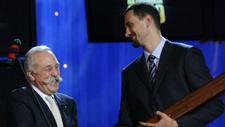 Matey Kaziyski - Man of the Year 2010 in Bulgaria