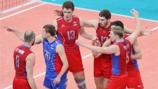 Russia team for World League 2014
