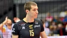 Break from the volleyball Aleksa Brdović