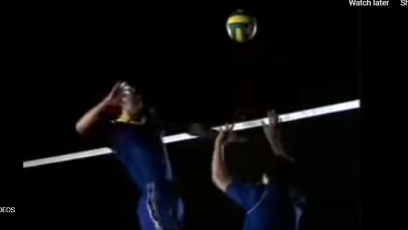 Volleyball spiking tips
