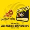 Trentino Volley vs Skra Bełchatów - final of Club World Championship 2010