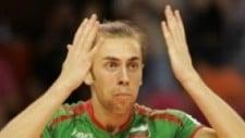 Nikolay Nikolov out of World League
