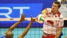 Highest spiking efficiency in the history of volleyball