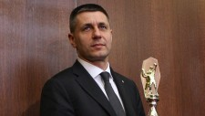 Radostin Stoychev - the best volleyball coach in the world award 2012