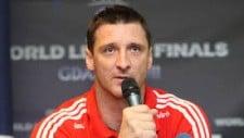 Piotr Gruszka: Beach Volleyball World Championship Ambassador