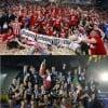 Ending of the club season 2011/2012