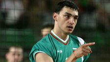 Vladimir Nikolov out of World League