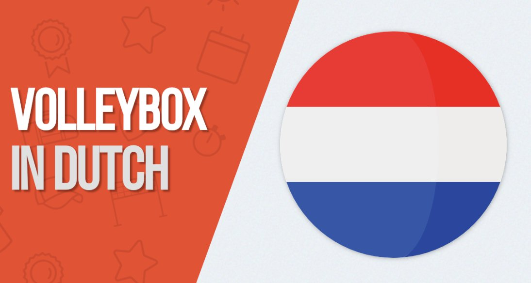 Dutch Volleybox has been just launched!