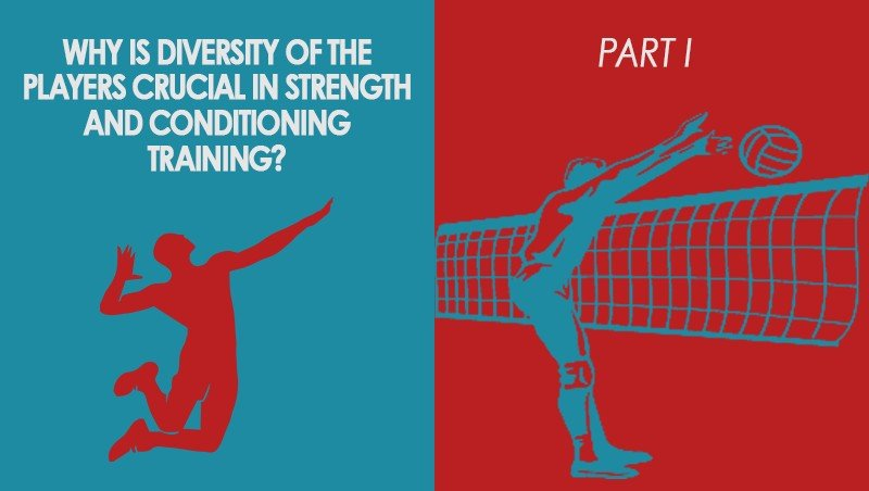 Why is diversity of the players crucial in strength and conditioning training? Part I