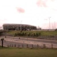 Centro de Formação Olímpica Ginásio Polidesportivo