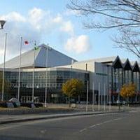 Higashihiroshima Sports Park Gymnasium