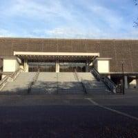 Kashihara Park first Gymnasium