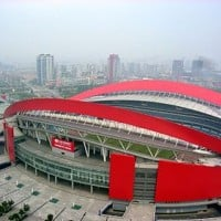 Nanjing Olympic Sports Centre Gimnasium