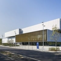 Salle Sportive Métropolitaine