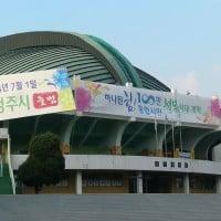 Cheongju Gymnasium