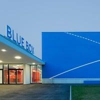 Blue box Graz