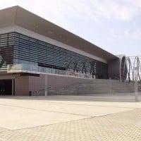 Nastavno-Sportska Dvorana Gradski Vrt