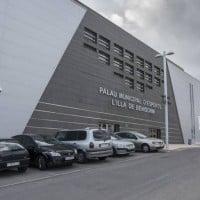 Palau DEsports Lilla de Benidorm