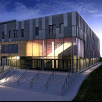 Nova sportska dvorana