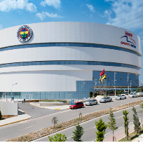 Ülker Sports Arena Metro Energy Hall