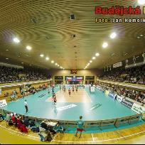 Všesportovní hala České Budějovice