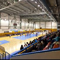Sportovní hala Ostrava-Přívoz - Sareza