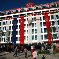 TVF Burhan Felek Voleybol Salonu