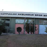 Lütfullah Aksungur Sport Hall in Çukurova Univercity