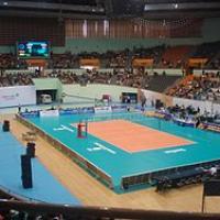 Azadi Volleyball Hall
