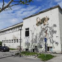 Jáky József Szakközépiskola Sportcsarnok