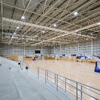 Indoor Gymnasium of Paralimni