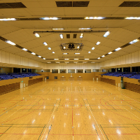 Kawagoe Sports Park Gymnasium