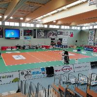 Mergelsberg Sporthalle