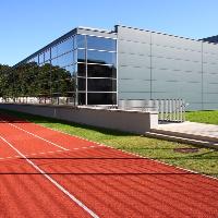 Schulsporthalle des Sportschulzentrum