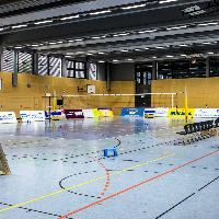 Sporthalle der Lahntalschule Atzbach